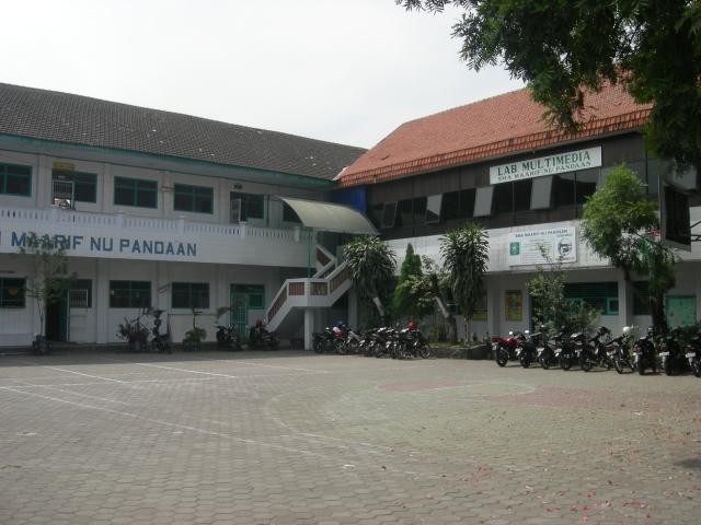 SMA Maarif NU Pandaan