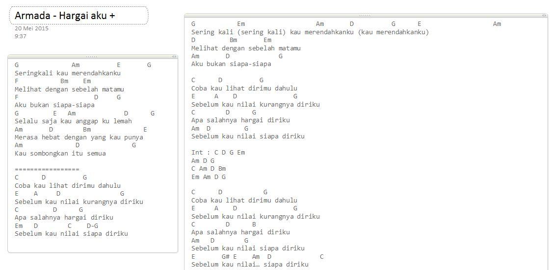 41 Download Kumpulan Chord Lagu Indonesia Termudah dan